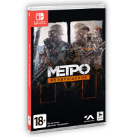 270x270-Игра Метро 2033: Возвращение для Nintendo Switch
