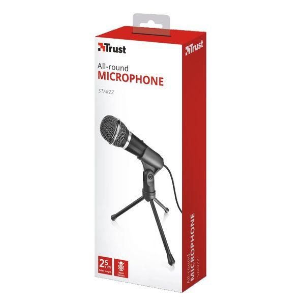 Микрофон Trust Starzz All-round (21671)