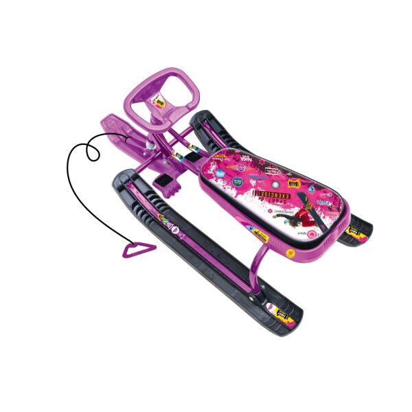 Снегокат детский НИКА Тимка спорт 1 Pink