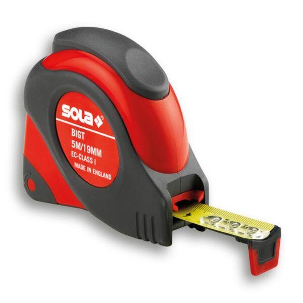 Рулетка SOLA Big T 5м/19мм (50021301)