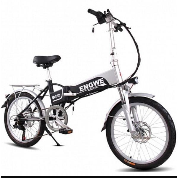Электровелосипед MYATU ENGWE F0320 Black