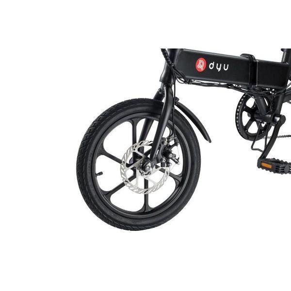 Электровелосипед MYATU DYU A1F Black