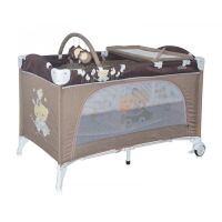 270x270-Манеж-кровать LORELLI Travel Kid 2 Beige Travelling