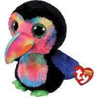 Мягкая игрушка TY INC Тукан Beaks (36870)