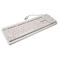 Клавиатура SVEN Standard 301 White