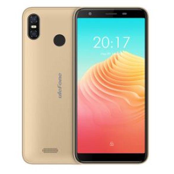Смартфон ULEFONE S9 Pro (золотистый)