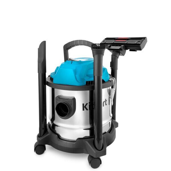Пылесос хозяйственный Kitfort КТ-547