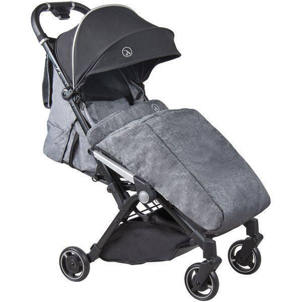 Прогулочная коляска Coletto Malvi (серый)