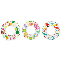 270x270-Надувной круг для плавания INTEX Lively Print 59241NP