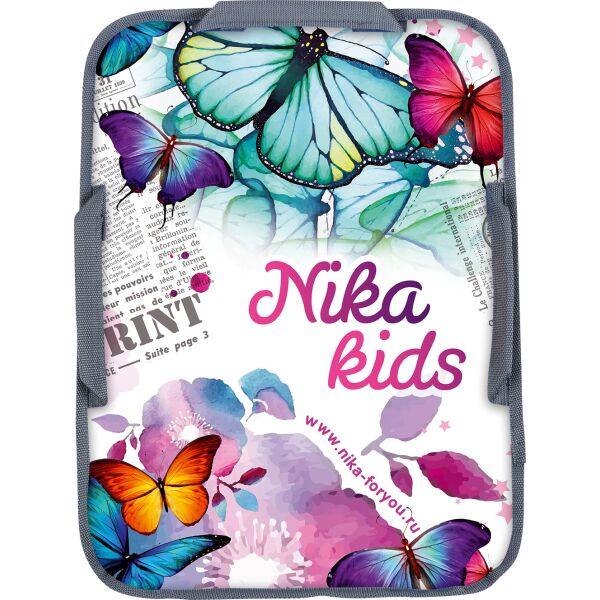 Санки-ледянка НИКА ЛПР4054 (бабочки)