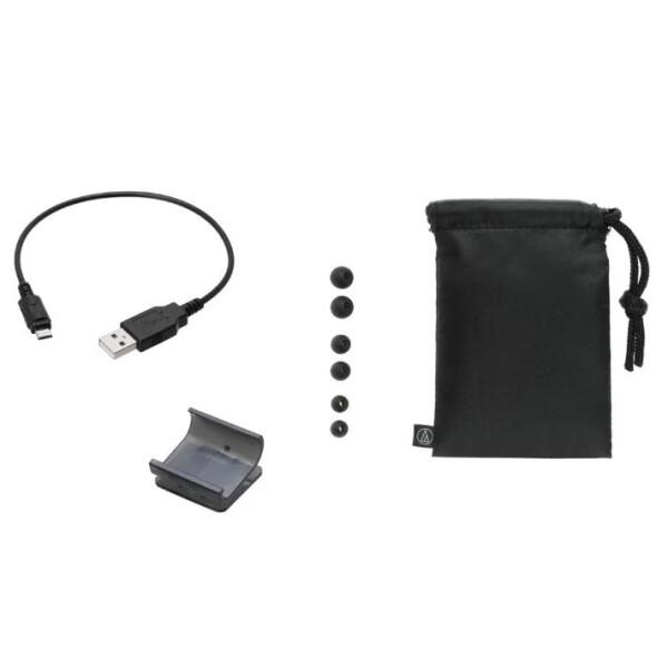 Наушники Audio-Technica ATH-CKR35BT (серебристый)