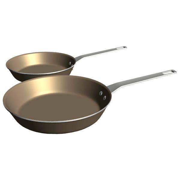Набор сковород ELECTROLUX E9KLFPS2