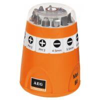 270x270-Набор бит AEG Powertools Maxi-Bit 4932399493 (10 шт)