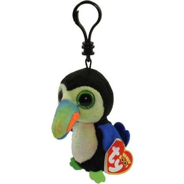 Мягкая игрушка на брелоке TY INC  Тукан Beaks (36565)