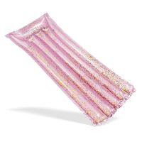 270x270-Надувной матрас INTEX Pink Glitter Mat 58720