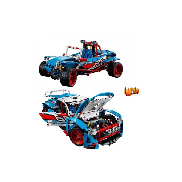 Конструктор LEPIN Гоночный автомобиль (20077)