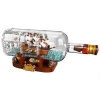 Конструктор LEPIN Корабль в бутылке (16051)