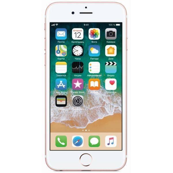 Смартфон APPLE iPhone 6s 32GB Rose Gold