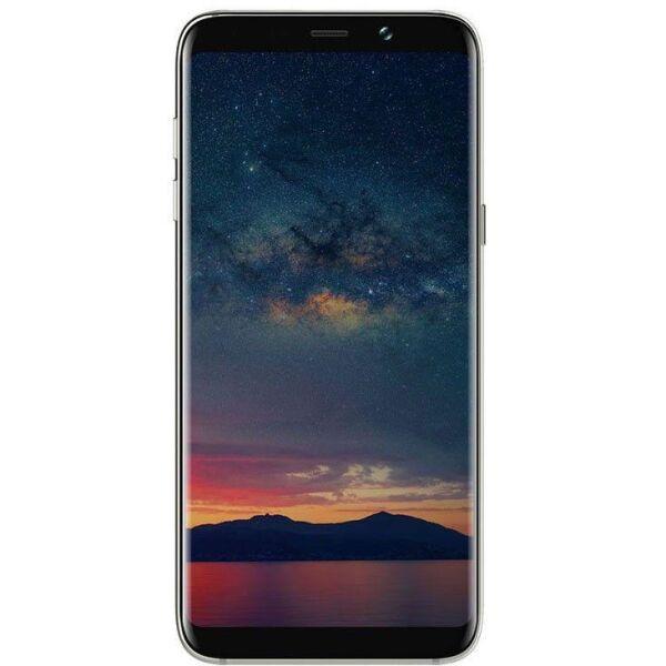 Смартфон Bluboo S8+ 64ГБ (Серебристый)