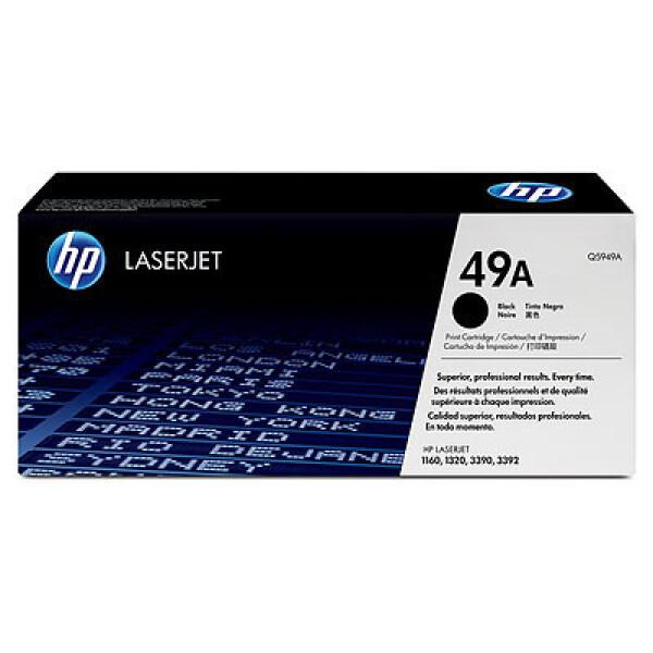 Картридж HP 49A Q5949A