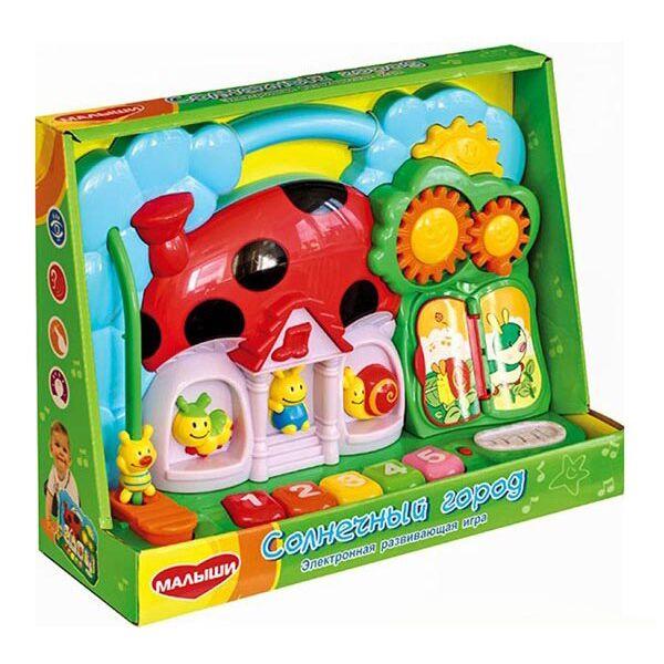 Игрушка MOMMY LOVE-ELECTRONIC Солнечный город (TC60FY)