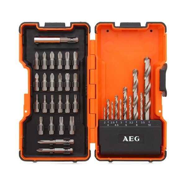 Набор сверел по дереву AEG Powertools POWER DIN 7487 E 4932352247