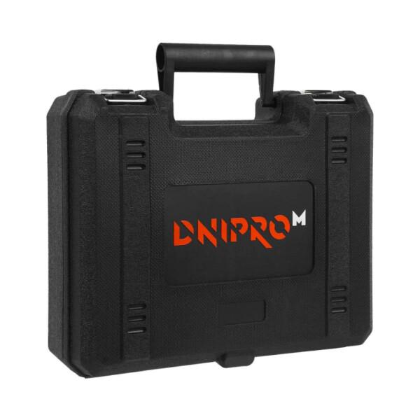 Дрель-шуруповерт Dnipro-M CD-121Q