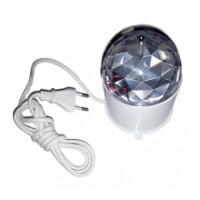 Диско-шар Neon-night 601-252 (мульти)