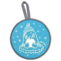 270x270-Санки-ледянка НИКА ЛР40 Пингвин (голубой)