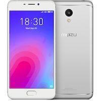 Смартфон MEIZU M6 2GB/16GB серебристый