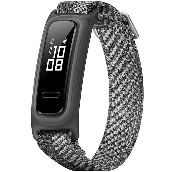 Фитнес-браслет Huawei Band 4e дымчатый серый